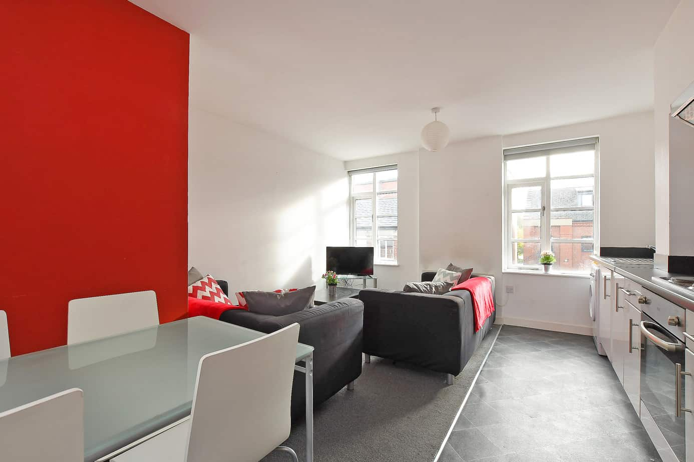 Hawk Works – 2 Bed Student Home