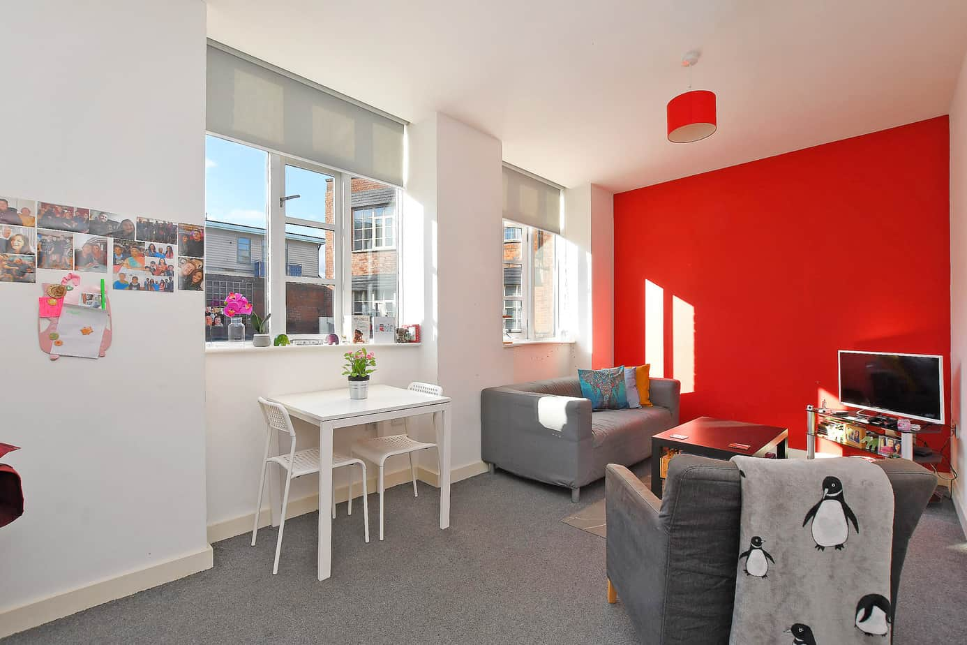Hawk Works – 1 Bed Student Home
