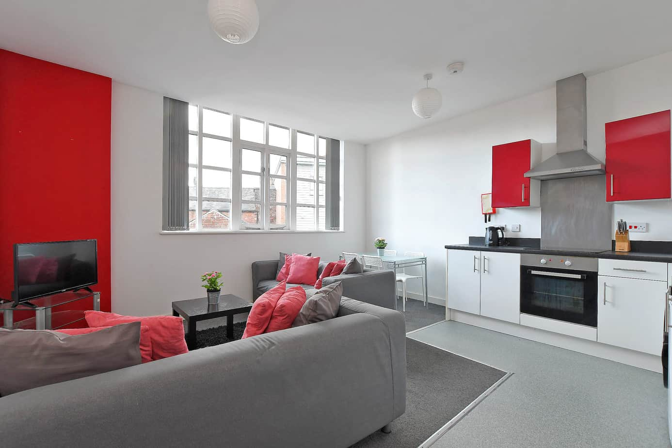 Hawk Works – 3 Bed Student Home