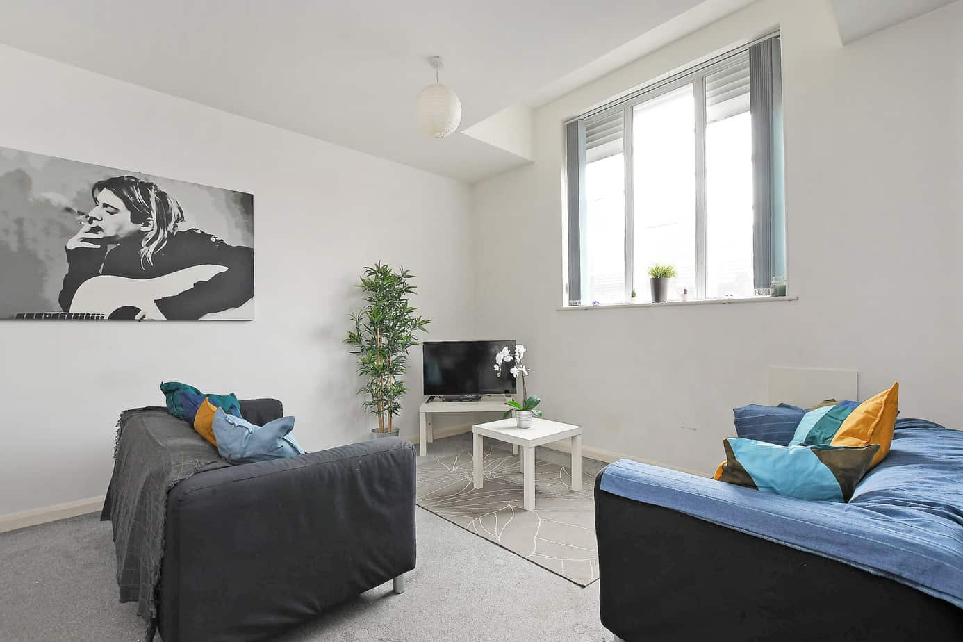 2 Bedroom Student House Sheffield Sdp Student Homes