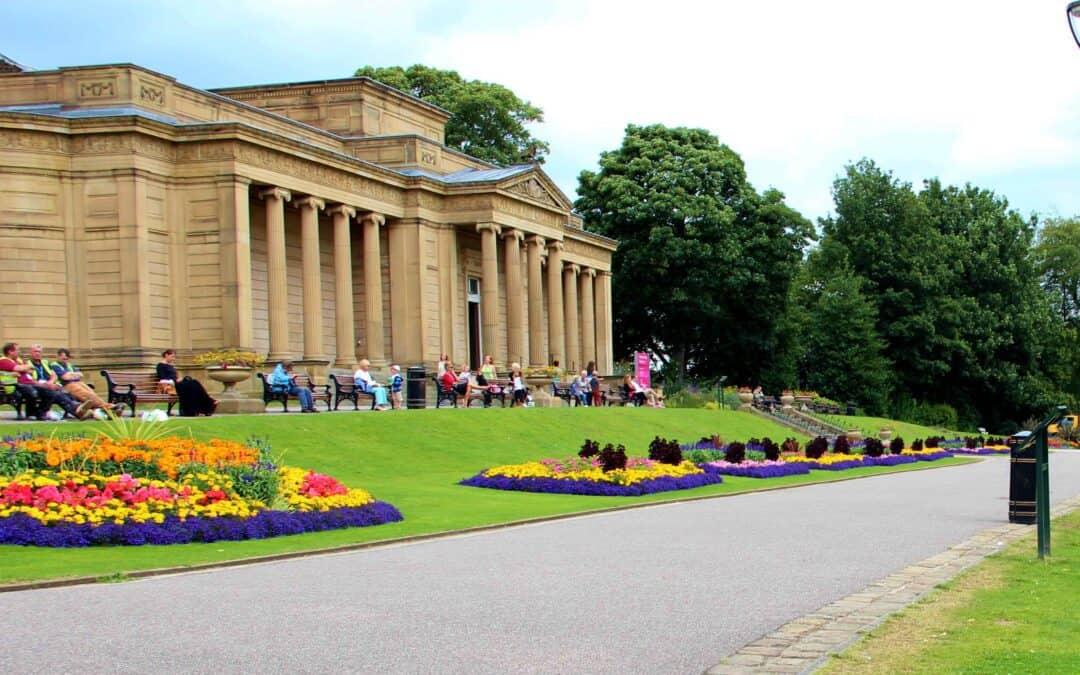 Parks of Sheffield Pt. 1